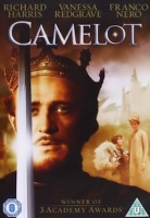 Camelot The Musial DVD region 2